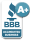 BBB Acredited logo